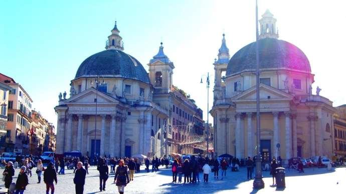 Las 9 iglesias más hermosas de Roma - Basílica de Santa María del Popolo