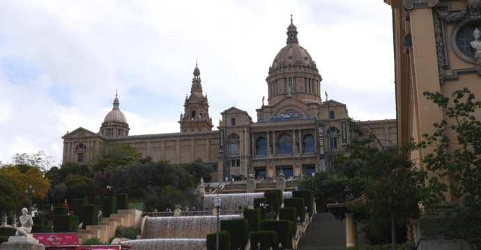 Mejores Museos de Barcelona - MNAC