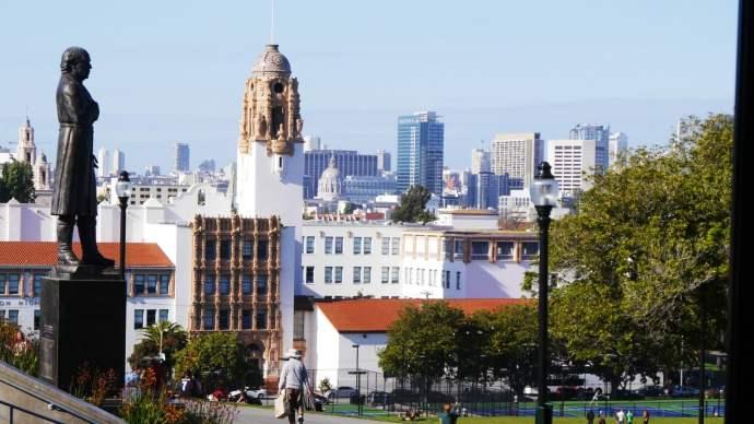 Dato curioso: San Francisco no llega ni a un millón de habitantes
