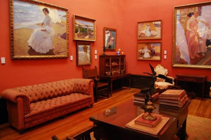 Estudio del Museo Sorolla