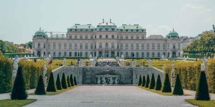 Palacio Belvedere de Viena