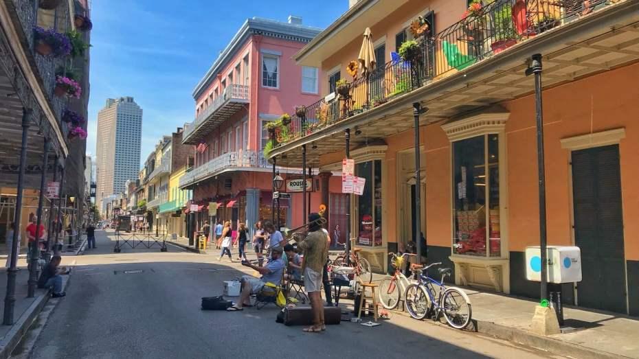Mejores zonas donde dormir en Nueva Orleans