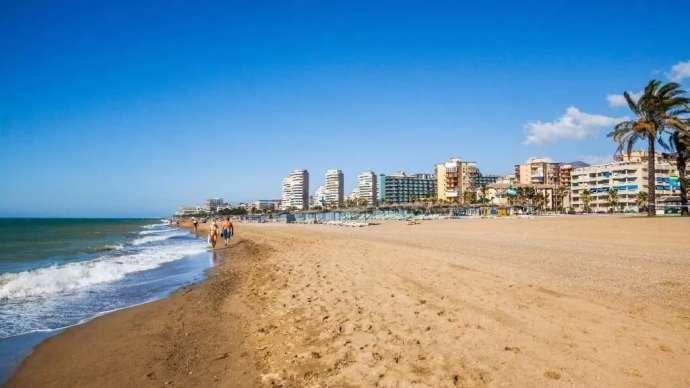 Mejores zonas donde dormir en Torremolinos - Playamar