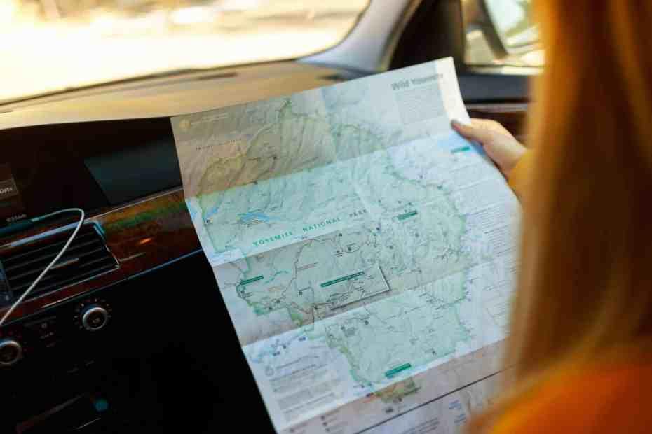 Planifica la ruta de tu viaje en coche pero con espacio para la espontaneidad