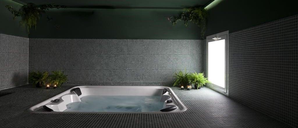 Spa y centro de bienestar del 2060 The Newton Hostel de Madrid