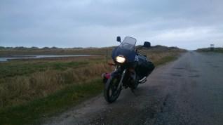 Yamaha XJ600 Jerup Strand 23-11-16