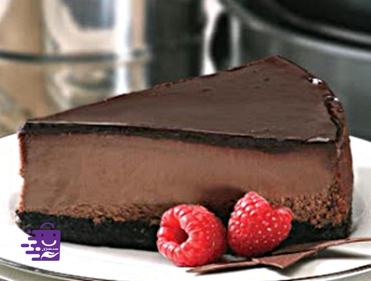 Resep makanan penutup COKELAT CHESE CAKE