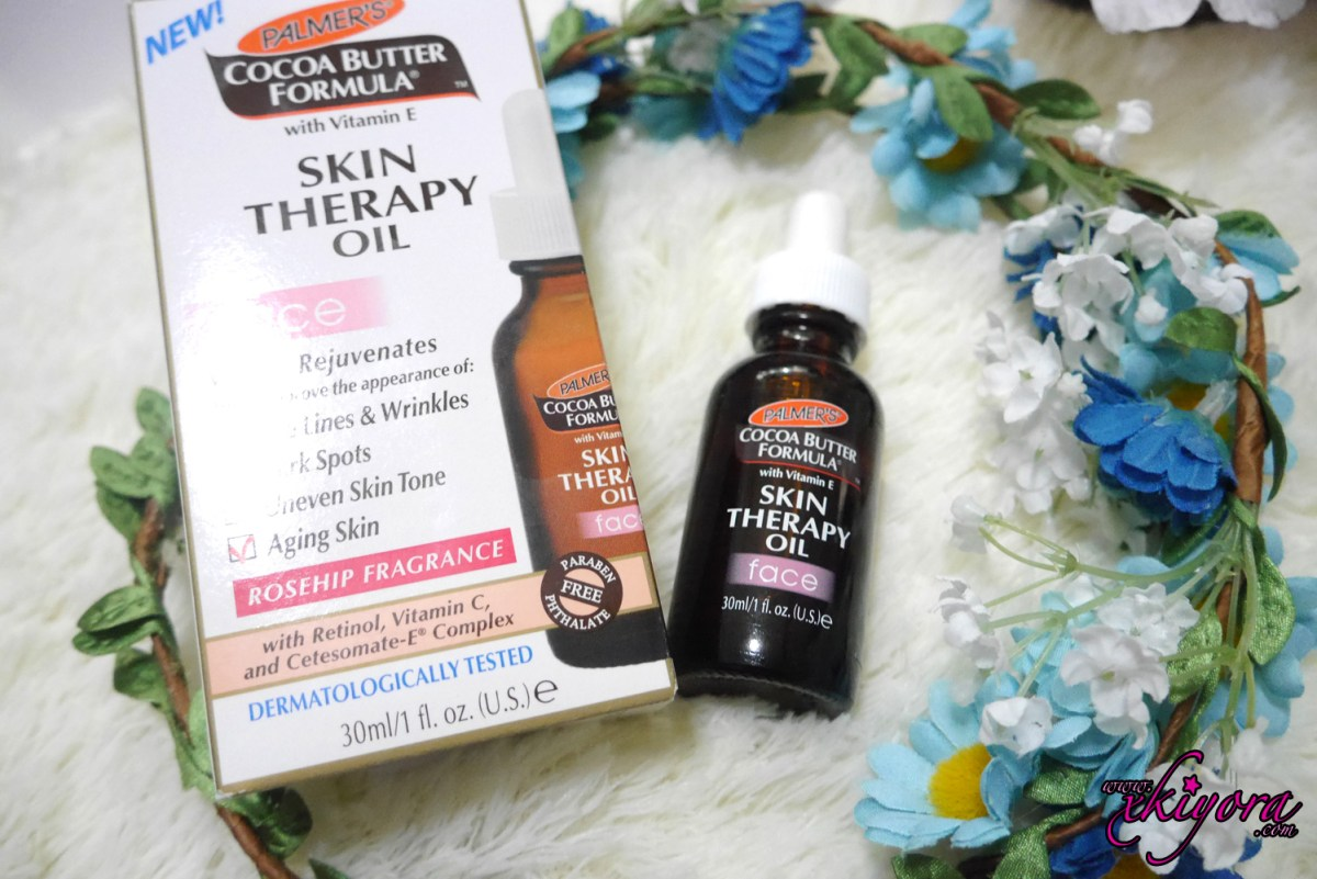 Palmer's Skin Theraphy Oil for Moisturised and Brightened Skin