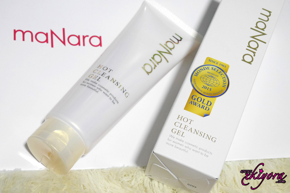 maNara Hot Cleansing Gel