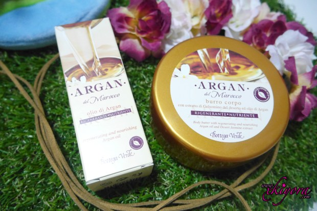 argan oil for face butter for body