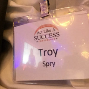 troy spry alas nametage