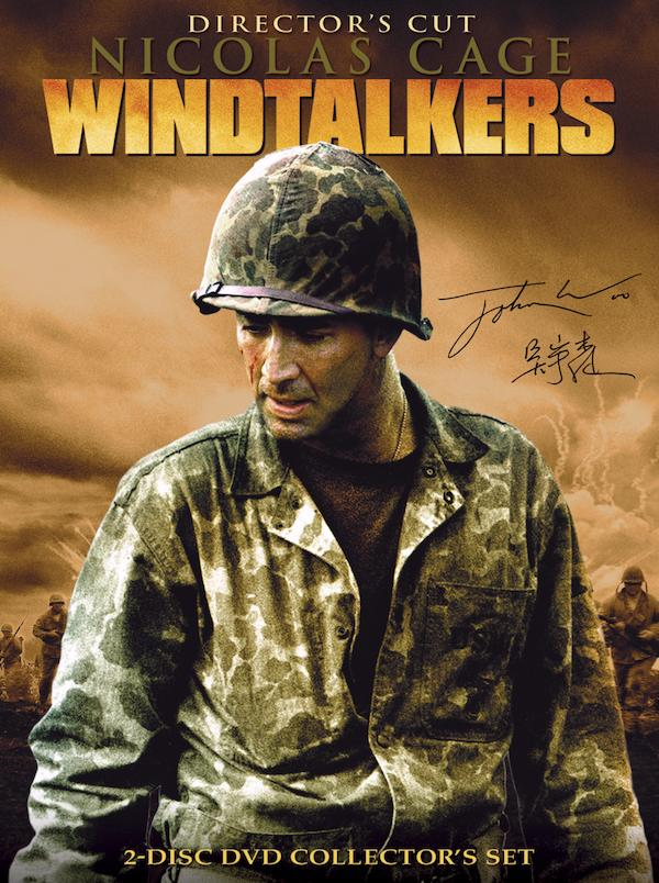 Windtalkers, Les Messagers Du Vent : windtalkers,, messagers, Windtalkers, (2002), Movie, Posters
