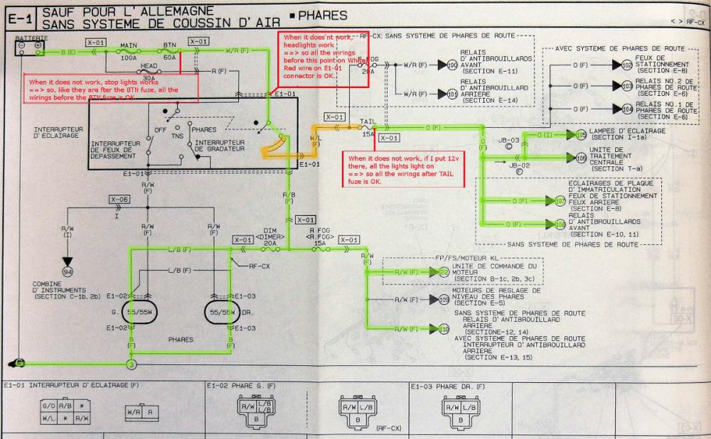 medium resolution of 95 mazda mx 6 fuse box diagram manual e book 95 mazda mx 6 fuse box diagram