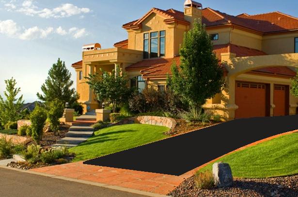 Top 5 Asphalt Driveway Ideas