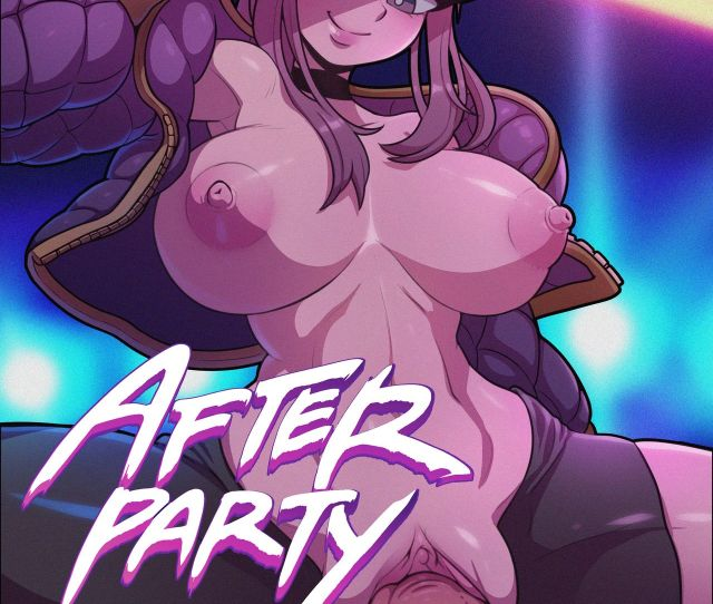Strong Bana After Party League Of Legends Porn Comic