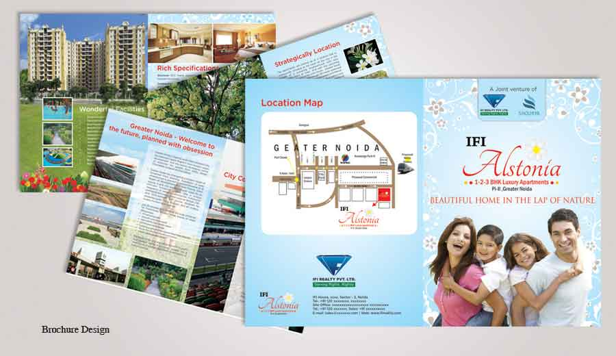 Brochure Design In Noida Delhi India Corporate Brochure