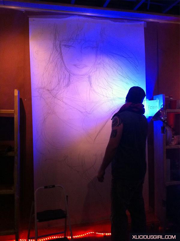 draw bitch artist panel #2