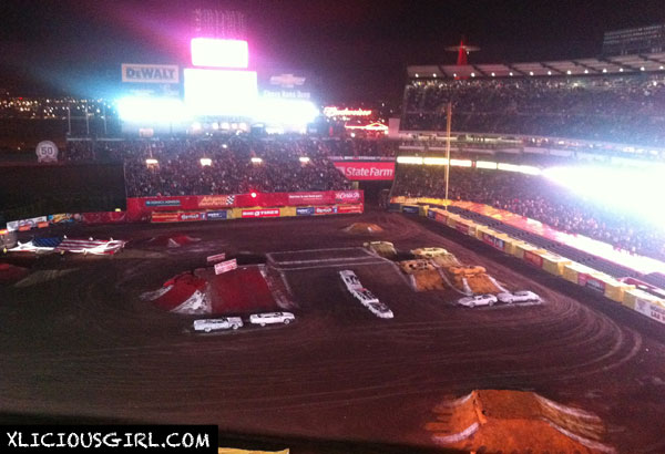 introduction of monster trucks