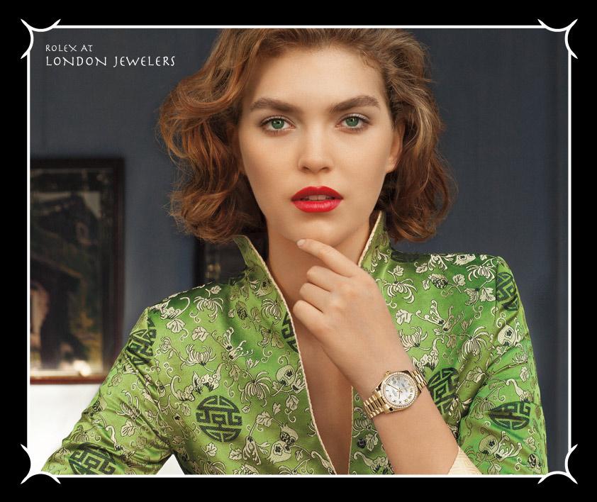 rolex at london jewelers