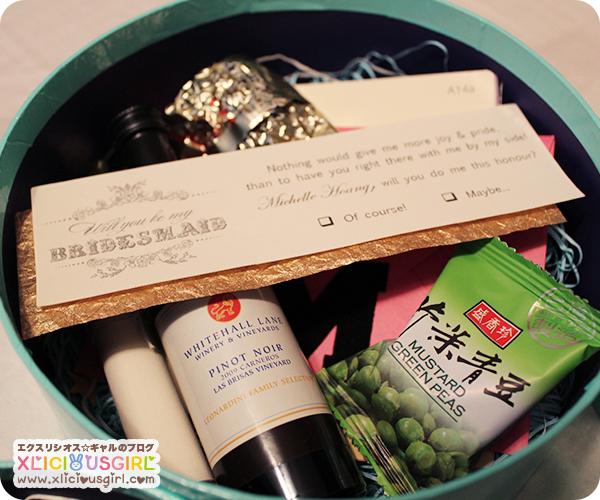 will you be my bridesmaid box wedding ideas how i asked my girls diy
