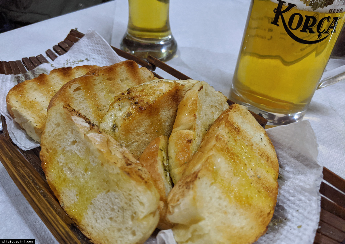 bread and beer