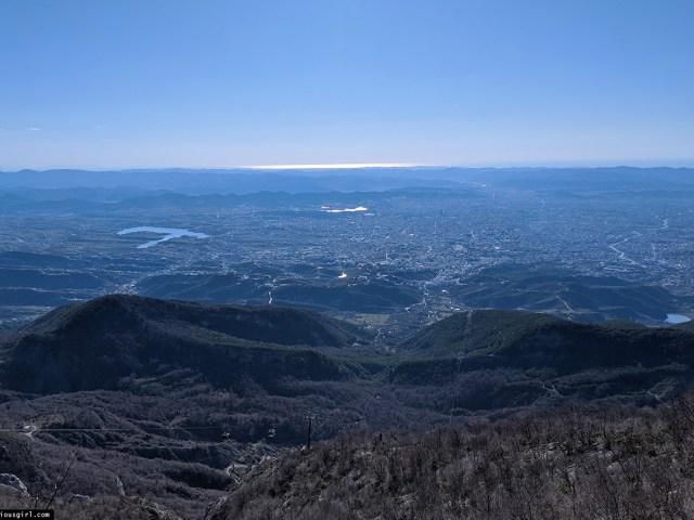 view of Tirana