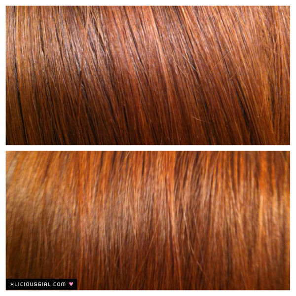 Clairol Professional Shimmer Lights Shampoo Before And