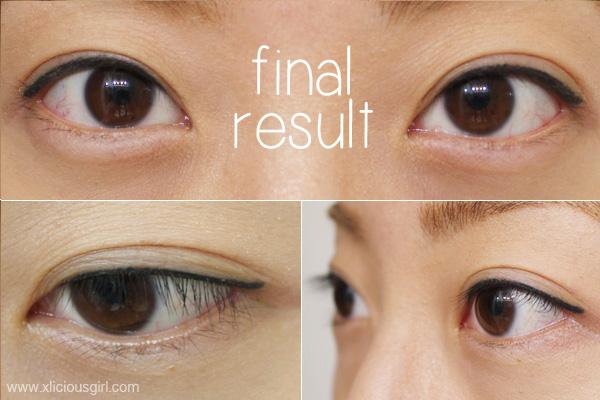 Semi Permanent Eyeliner Sherri Makeup Xlicious Girl Blog