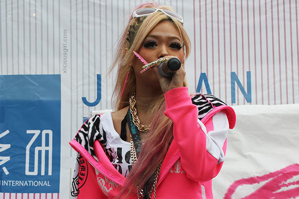 black diamond gyaru circle j-pop summit