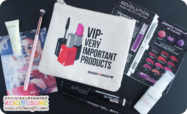 ipsy may Glam Bag Review Shorts