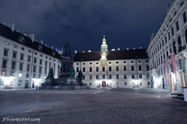 vienna austria trip