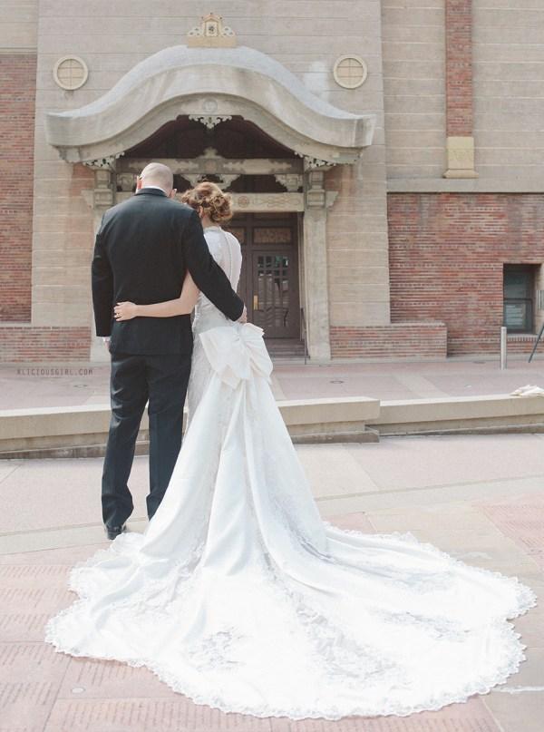 los angeles wedding little tokyo