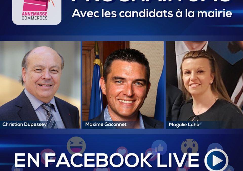 """Live """"Spécial Politique"""""""