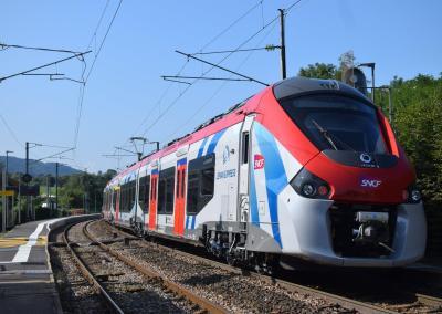Live Inaugural du tram