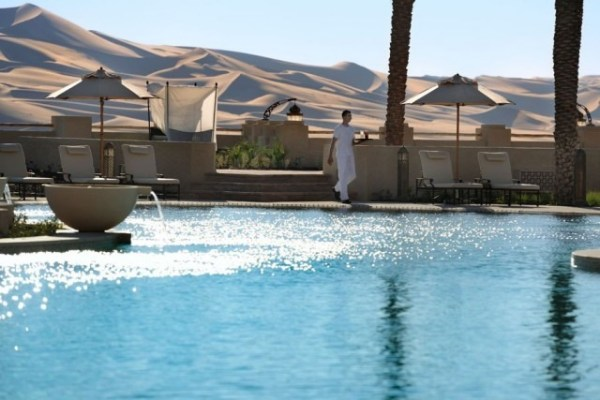 QASR AL SARAB RESORT BY ANANTARA ABU DHABI UNITED ARAB EMIRATES