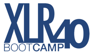 XLR40 BOOTCAMP BLUE
