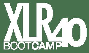 XLR40 Bootcamp White