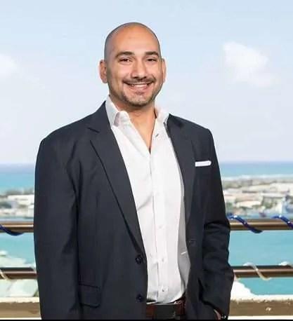 Mr. Omar Sultan Hawaii Startups