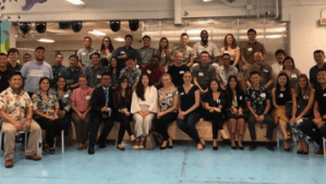 Chamber of Commerce Hawaii Young Professionals Afternoon Buzz