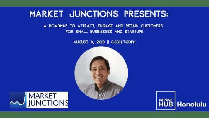 Market Juncitons Small Business Startups XLR8HI - Website Events (STARTUP PARADISE EVENTS HAWAII)