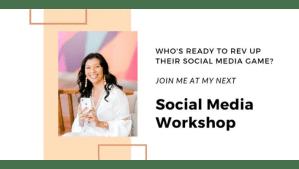 Social Media Workshop Geeky Mama Studios LLC XLR8HI - Website Events (STARTUP PARADISE EVENTS HAWAII)