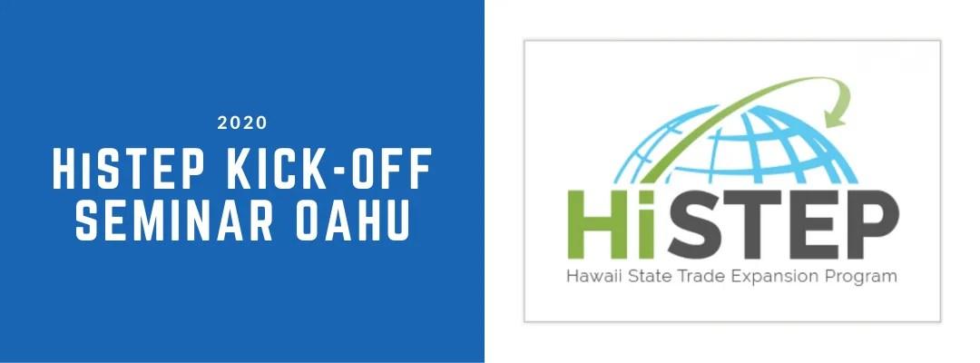 2020 HiSTEP Kick-off Seminar Oahu!