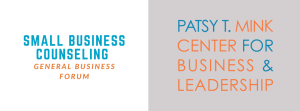 Small Business Counseling: General Business Forum