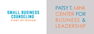 Small Business Counseling: Start-up Session