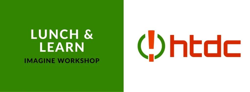 Lunch & Learn: Imagine Workshops