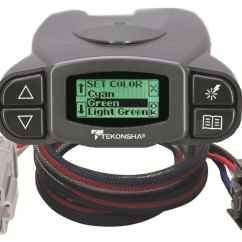Tekonsha Primus Iq Proportional Brake Controller Wiring Diagram Sony Cdx Gt56uiw Trailer 1 To 3 Axles