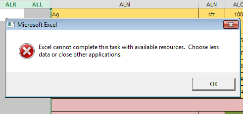 """Fix the """"too many different cell formats"""" problem in Excel with the ..."""