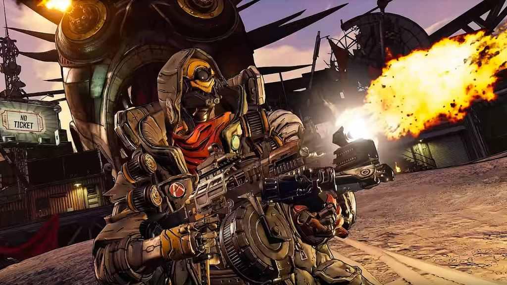 Borderlands 3 FL4K Gameplay