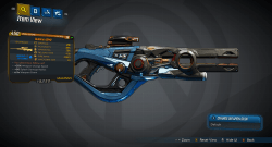 Borderlands 3 ASMD Legendary Weapon