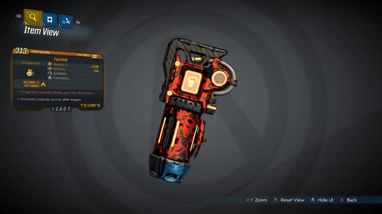 Read more about the article Borderlands 3 – Fastball Legendary Grenade Guide